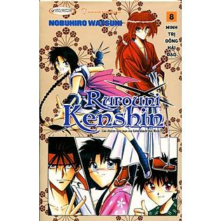 Rurouni Kenshin (Tập 8)