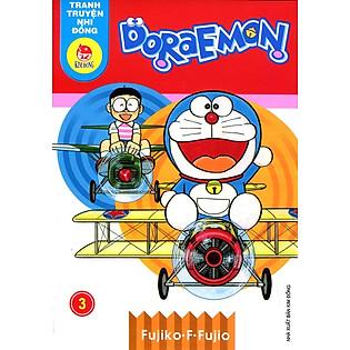 Truyện Tranh Nhi Đồng - Doraemon (Tập 3)