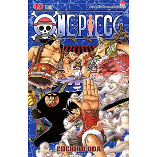 One Piece - Tập 40
