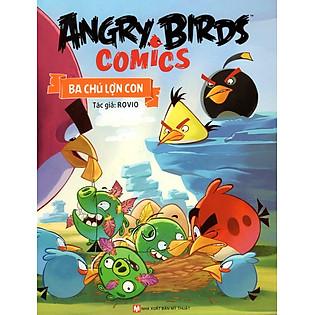 Angry Birds Comics - Ba Chú Lợn Con