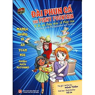 Manga Những Bí Ẩn Toán Học - Đài Phun Cá