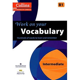Collins Work On Your Vocabulary - Intermediate B1