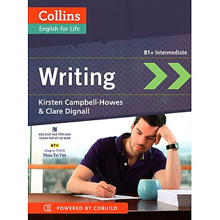 Collins English For Life - Writing B1 + Intermediate