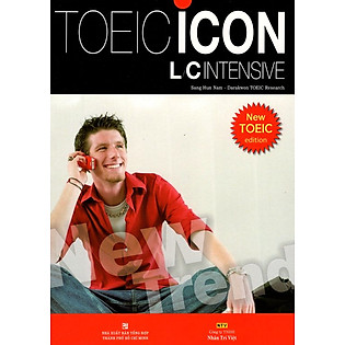 TOEIC Icon - L/C Intensive (Kèm CD)