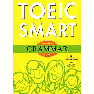 Toeic Smart Yellow Book Grammar (Kèm CD)