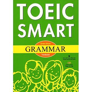 Toeic Smart - Green Book Grammar (Kèm CD)