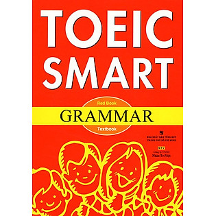 Toeic Smart - Red Book Grammar (Kèm CD)
