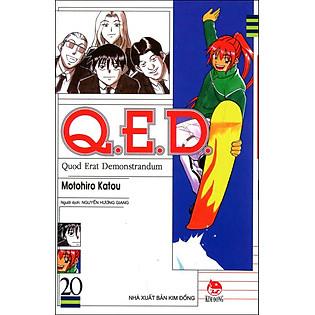 Q.E.D (Tập 20)