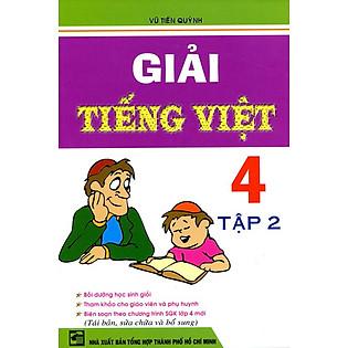 Giải Tiếng Việt Lớp 4 (Tập 2)