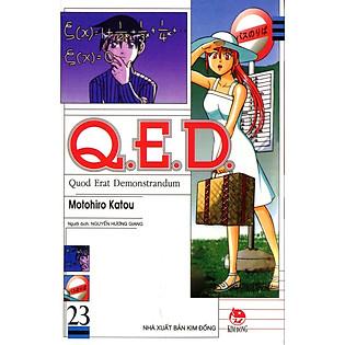 Q.E.D (Tập 23)