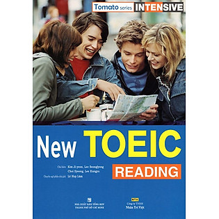 Tomato Series Intensive - New TOEIC Reading