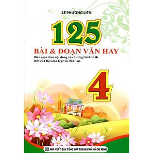 125 Bài Và Đoạn Văn Hay Lớp 4