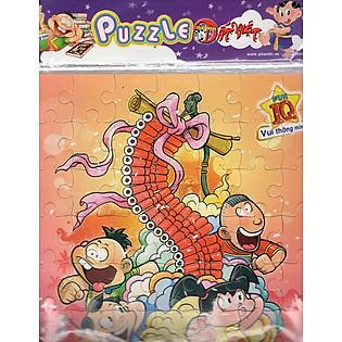 Puzzle Thần Đồng Đất Việt