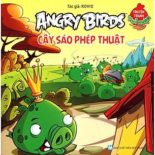 Truyện Tranh Vui Nhộn Angry Birds - Cây Sáo Phép Thuật