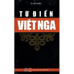 Từ Điển Việt - Nga (Tái Bản 2015)