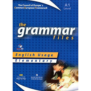 The Grammar Files A1 Elementary (Không CD)