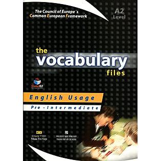 The Vocabulary Files A2 Pre - Intermediate (Không CD)