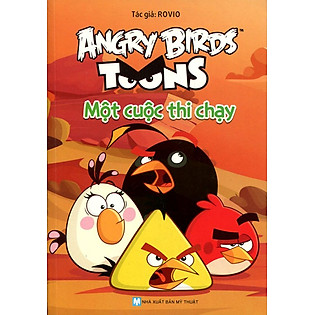 Angry Birds Toons - Một Cuộc Thi Chạy