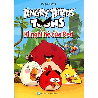 Angry Birds Toons - Kì Nghỉ Hè Của Red