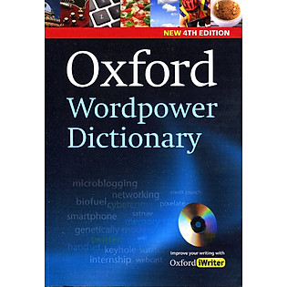"""""""Oxford Wordpower Dictionary, 4Th Edition Pack (With CD-ROM)"""""""