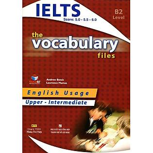 The Vocabulary Files B2 Upper - Intermediate (Không CD)