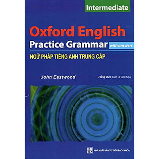The Oxford English Practice Grammar Intermediate (Kèm CD)