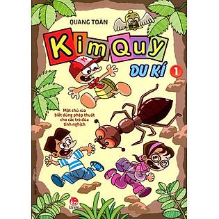 Kim Quy Du Kí (Tập 1)