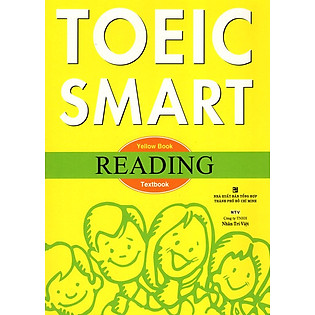 Toeic Smart - Yellow Book Reading (Kèm CD)