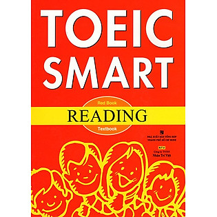 Toeic Smart - Red Book Reading (Kèm CD)
