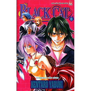 Black Cat (Tập 8)