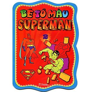 Bé Tô Màu Superman (Tập 2)