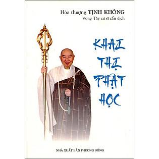 Khai Thị Phật Học