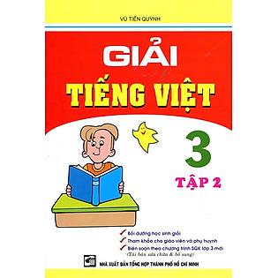 Giải Tiếng Việt Lớp 3 (Tập 2)