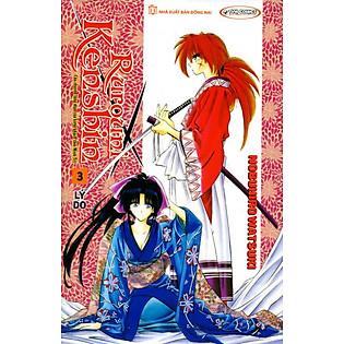 Rurouni Kenshin (Tập 3)