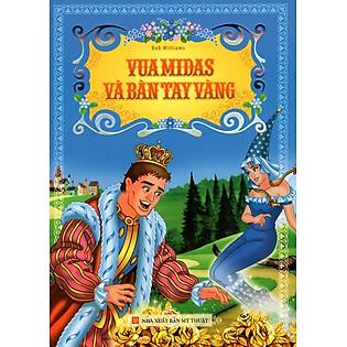 Vua Midas Và Bàn Tay Vàng