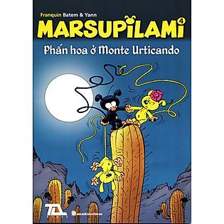 Marsupilami (Tập 4) - Phần Hoa Ở Monte Urticando