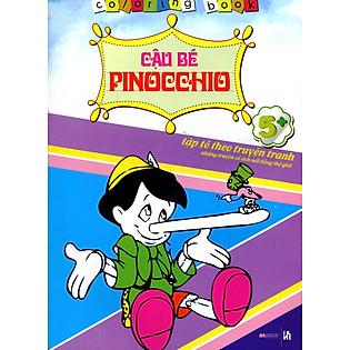 Coloring Book - Cậu Bé Pinocchio