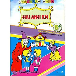 Coloring Book - Hai Anh Em