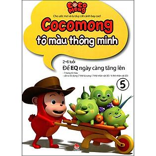 Cocomong - Tô Màu Thông Minh (Tập 5)