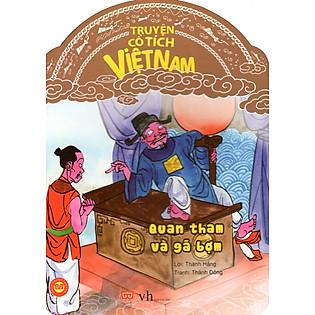 Truyện Cổ Tích Việt Nam - Quan Tham Và Gã Bợm