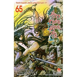 Hiệp Khách Giang Hồ - Tập 65