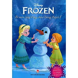 Frozen - Tô Màu Cùng Công Chúa Băng Tuyết (Tập 1)
