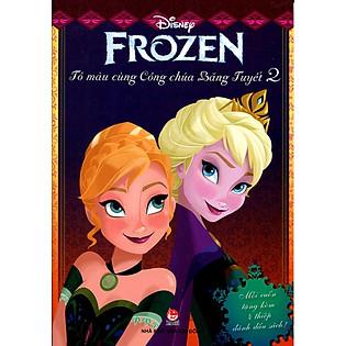 Frozen - Tô Màu Cùng Công Chúa Băng Tuyết (Tập 2)