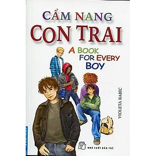 Cẩm Nang Con Trai (Tái Bản 2016)