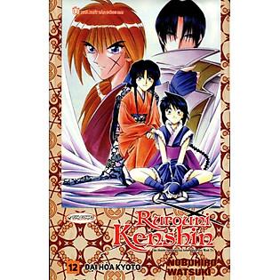 Rurouni Kenshin (Tập 12)