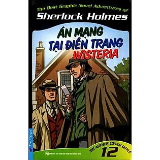 Combo Những Cuộc Phiêu Lưu Kỳ Thú Của Sherlock Holmes (Tập 7 - 12) - Kèm CD Learn English With Songs