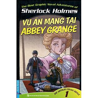 Combo Những Cuộc Phiêu Lưu Kỳ Thú Của Sherlock Holmes (Tập 1 - 6) - Kèm CD Learn English With Songs