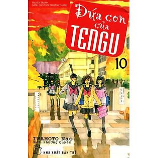 Đứa Con Của Tengu - Tập 10