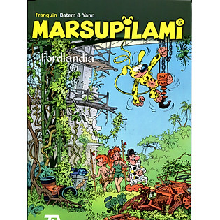 Marsupilami (Tập 6) - Fordlandia