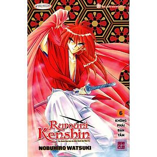 Rurouni Kenshin (Tập 6)